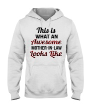 LOOKS LIKE - GREAT GIFT FOR MOTHER-IN-LAW Hooded Sweatshirt thumbnail