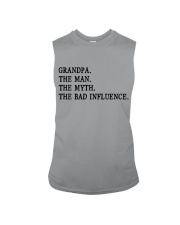THE BAD FLATULENCE - GIFT FOR GRANDPA Sleeveless Tee thumbnail