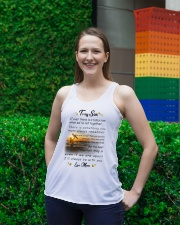 1 DAY LEFT - GET YOURS NOW Ladies Flowy Tank lifestyle-bellaflowy-tank-front-2