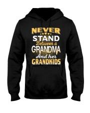Between Grandma And Grandkids Hooded Sweatshirt thumbnail
