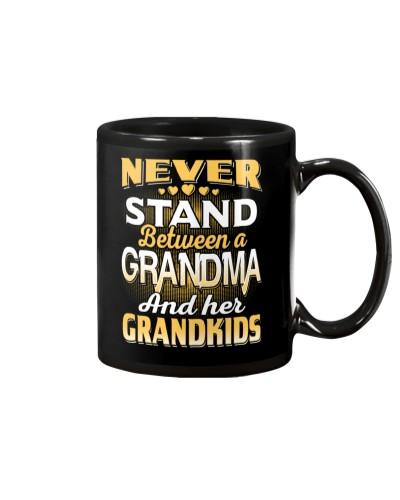 Between Grandma And Grandkids