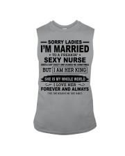 I'M MARRIED TO A FREAKIN' SEXY NURSE Sleeveless Tee thumbnail