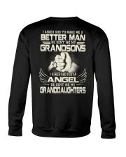 PERFECT SHIRT FOR GRANDPA Crewneck Sweatshirt thumbnail