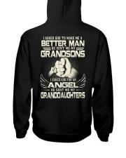 PERFECT SHIRT FOR GRANDPA Hooded Sweatshirt thumbnail