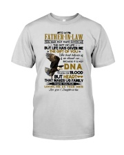 THE GIFT OF YOU - LOVELY GIFT FOR FATHER-IN-LAW Premium Fit Mens Tee tile