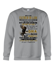 THE GIFT OF YOU - LOVELY GIFT FOR FATHER-IN-LAW Crewneck Sweatshirt thumbnail