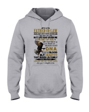 THE GIFT OF YOU - LOVELY GIFT FOR FATHER-IN-LAW Hooded Sweatshirt thumbnail