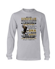 THE GIFT OF YOU - LOVELY GIFT FOR FATHER-IN-LAW Long Sleeve Tee thumbnail