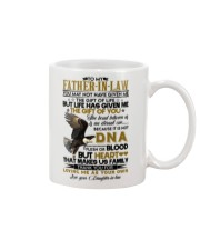 THE GIFT OF YOU - LOVELY GIFT FOR FATHER-IN-LAW Mug tile