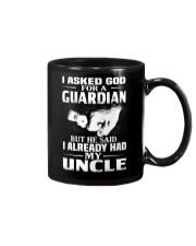 Guardian Is My Uncle  Mug thumbnail