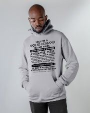 1 DAY LEFT - GET YOURS NOW Hooded Sweatshirt apparel-hooded-sweatshirt-lifestyle-front-09