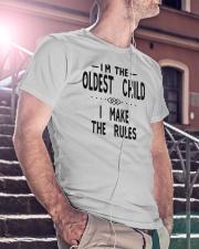 I'm The Oldest Child Classic T-Shirt lifestyle-mens-crewneck-front-5