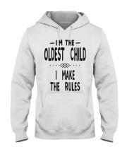 I'm The Oldest Child Hooded Sweatshirt thumbnail