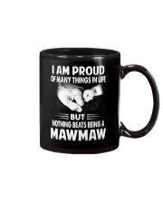 Nothing Beats Being A Mawmaw Mug thumbnail