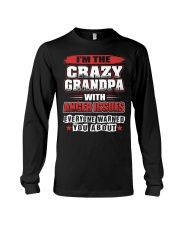 A Grandpa Born In February Long Sleeve Tee thumbnail