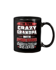 A Grandpa Born In February Mug thumbnail