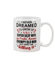 I NEVER DREAMED - LOVELY GIFT FOR WIFE Mug thumbnail