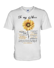I BELIEVE IN YOU V-Neck T-Shirt thumbnail
