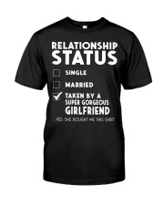 RELATIONSHIP STATUS Classic T-Shirt front