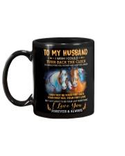 I LOVE YOU FOREVER - LOVELY GIFT FOR HUSBAND Mug back