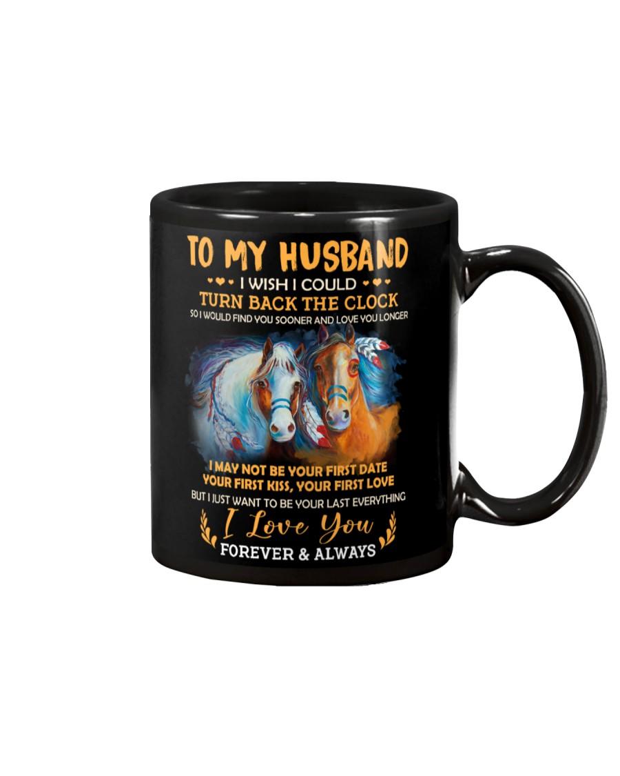 I LOVE YOU FOREVER - LOVELY GIFT FOR HUSBAND Mug