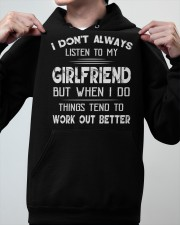 I DON'T ALWAYS LISTEN TO MY GIRLFRIEND Hooded Sweatshirt apparel-hooded-sweatshirt-lifestyle-front-46