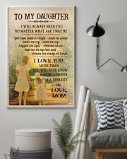 Proud Mom Of A Smartass Daughter 11x17 Poster lifestyle-poster-1