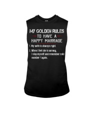 MY GOLDEN RULES TO HAVE A HAPPY MARRIAGE Sleeveless Tee thumbnail