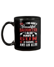 I Do Have A Beautiful Daughter Mug back