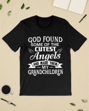CUTEST ANGELS - MY GRANDCHILDREN Classic T-Shirt lifestyle-mens-crewneck-front-19