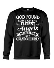 CUTEST ANGELS - MY GRANDCHILDREN Crewneck Sweatshirt thumbnail