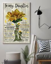I LOVE YOU - TO MUM FROM DAUGHTER 11x17 Poster lifestyle-poster-1