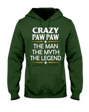 Crazy Paw Paw Hooded Sweatshirt thumbnail