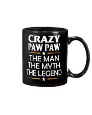 Crazy Paw Paw Mug thumbnail