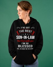I'M SO BLESSED - AMAZING GIFT FOR MOTHER-IN-LAW Hooded Sweatshirt apparel-hooded-sweatshirt-lifestyle-front-72