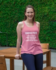 1 DAY LEFT - GET YOURS NOW Ladies Flowy Tank lifestyle-bellaflowy-tank-front-1