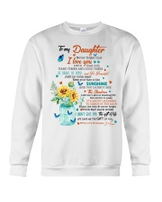 JUST DO YOUR BEST - LOVELY GIFT FOR DAUGHTER Crewneck Sweatshirt thumbnail