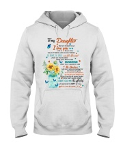 JUST DO YOUR BEST - LOVELY GIFT FOR DAUGHTER Hooded Sweatshirt thumbnail