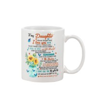 JUST DO YOUR BEST - LOVELY GIFT FOR DAUGHTER Mug front