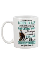 LOVELY GIFT FOR FATHER-IN-LAW FROM SON-IN-LAW Mug back