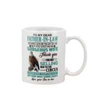 LOVELY GIFT FOR FATHER-IN-LAW FROM SON-IN-LAW Mug front