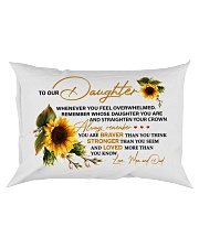 1 DAY LEFT - GET YOURS NOW Rectangular Pillowcase front