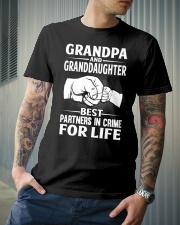BEST PARTNERS IN CRIME Classic T-Shirt lifestyle-mens-crewneck-front-6