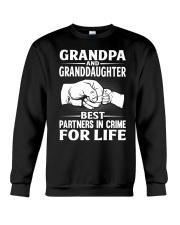BEST PARTNERS IN CRIME Crewneck Sweatshirt thumbnail