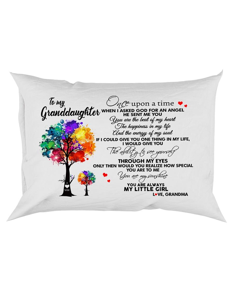 MY SUNSHINE - FERFECT GIFT FOR GRANDDAUGHTER Rectangular Pillowcase