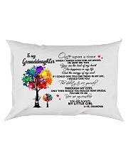MY SUNSHINE - FERFECT GIFT FOR GRANDDAUGHTER Rectangular Pillowcase front