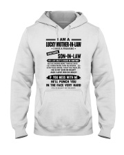 I AM A LUCKY MOTHER-IN-LAW Hooded Sweatshirt tile