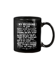 Love Of My Husband Mug thumbnail