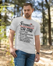 1 DAY LEFT - GET YOURS NOW Classic T-Shirt apparel-classic-tshirt-lifestyle-front-49