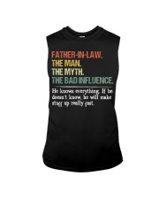 HE KNOWS EVERYTHING Sleeveless Tee thumbnail